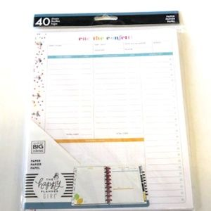 Happy Planner Classic Cue The Confetti Paper